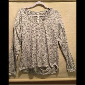 Lululemon Meant To Move Long Sleeve Top- Size 10
